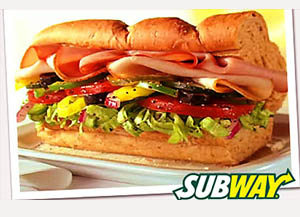 SUBWAY - Subdelivery