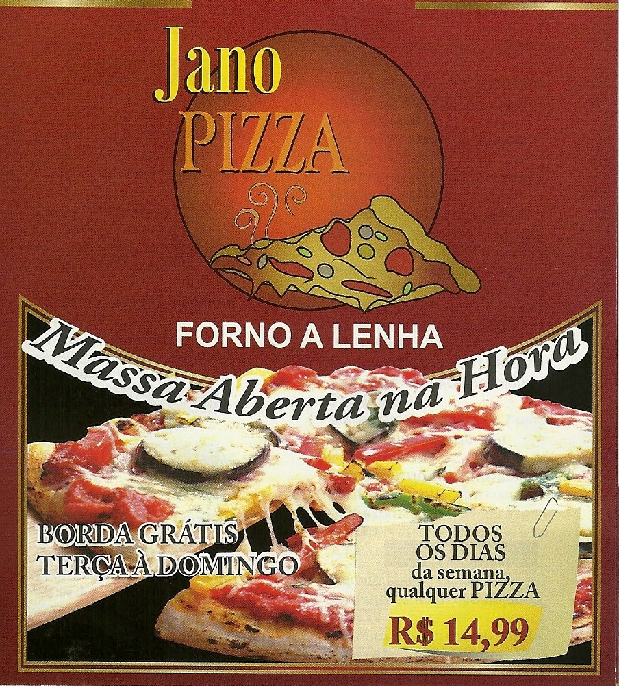 Jano Pizzaria